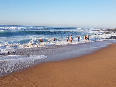 SUMMER AND THE BALLITO BEACHES.