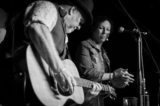 Sandy McLelland & Dee Jay