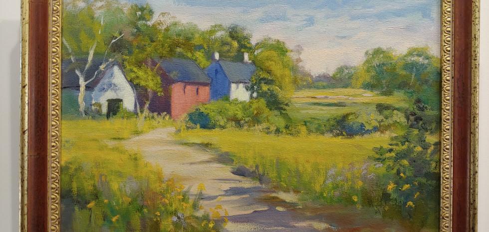"""Road to Greenwood Farm"""