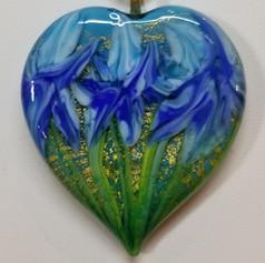 Spring Flowers pendant