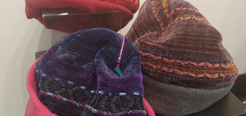 Chenille Hats