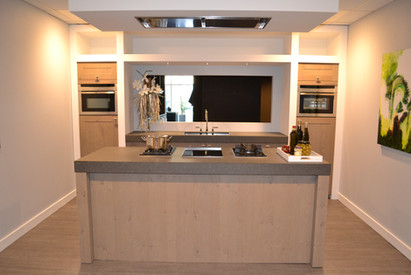 Keuken hout
