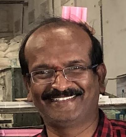 Mr. Radha Krishna Arvapalli