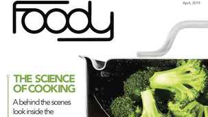 Editorial Design: Foody Magazine
