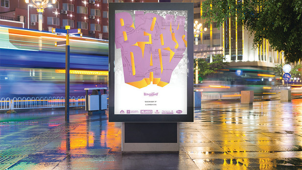 Event Branding: Bloomsday