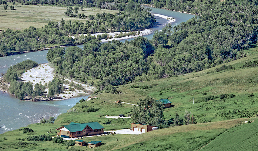 Waterton River Suites Gallery