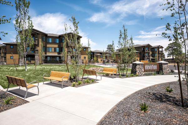 Elevation Luxury Apartments
