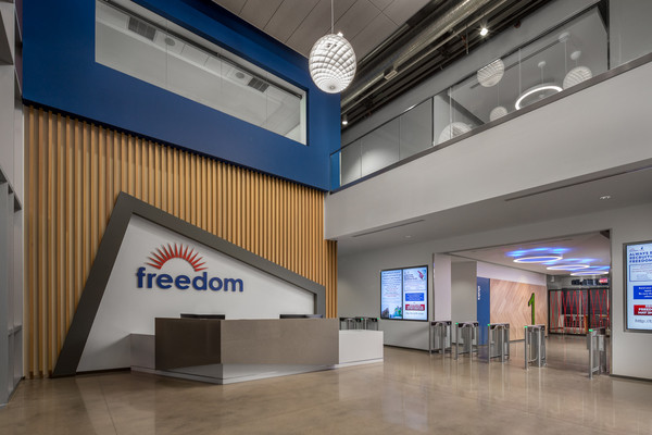 Freedom Financial Phase I