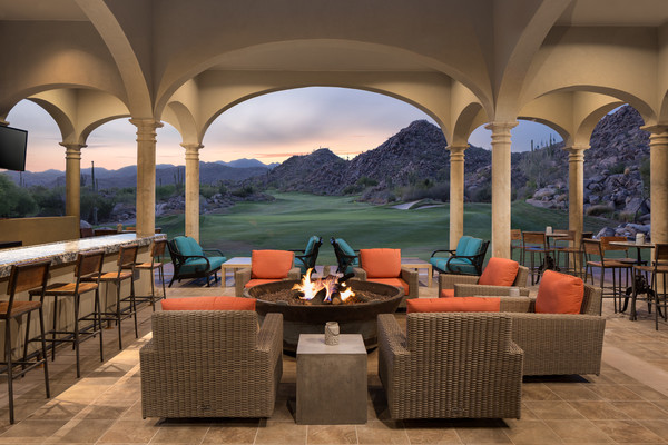 Stone Canyon Golf Clubhouse