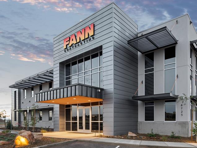 Fann Contracting Headquarters