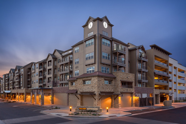 The Village at Aspen Place