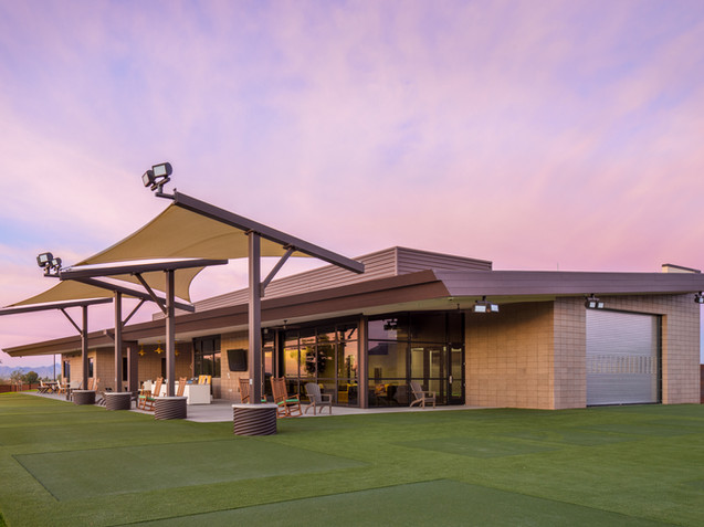 ASU Golf Practice Facility
