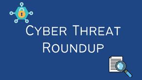 Cyber Threat Round-up 01/02/2021