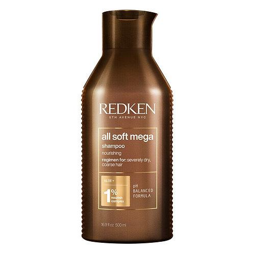 All Soft Mega Shampoo