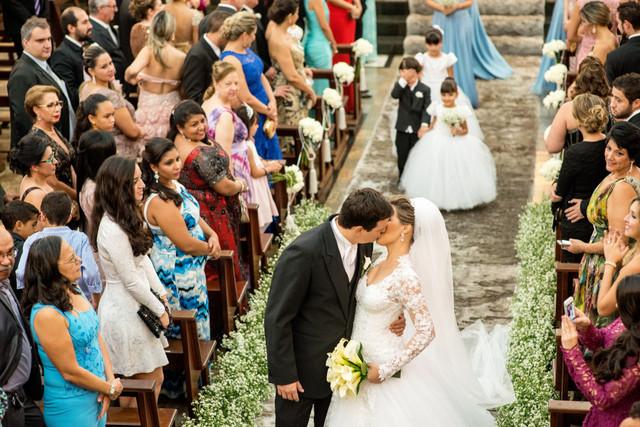 100 pessoas que não podem faltar no seu casamento