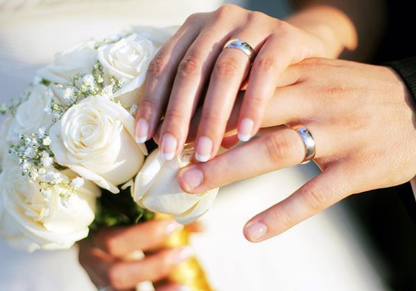 Maio o mês das noivas – 4 dicas na hora de escolher as alianças