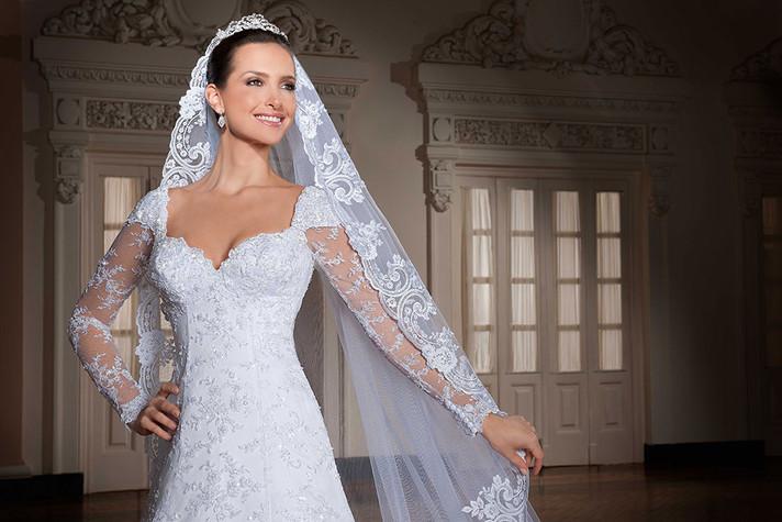 O Vestido de noiva perfeito, 5 dicas para encontra-lo sem estresse!
