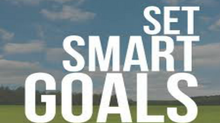 Friday Foresight: Set Smart Goals!
