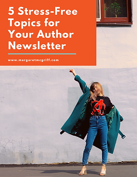 5 Stress-Free Topics for Your Author New