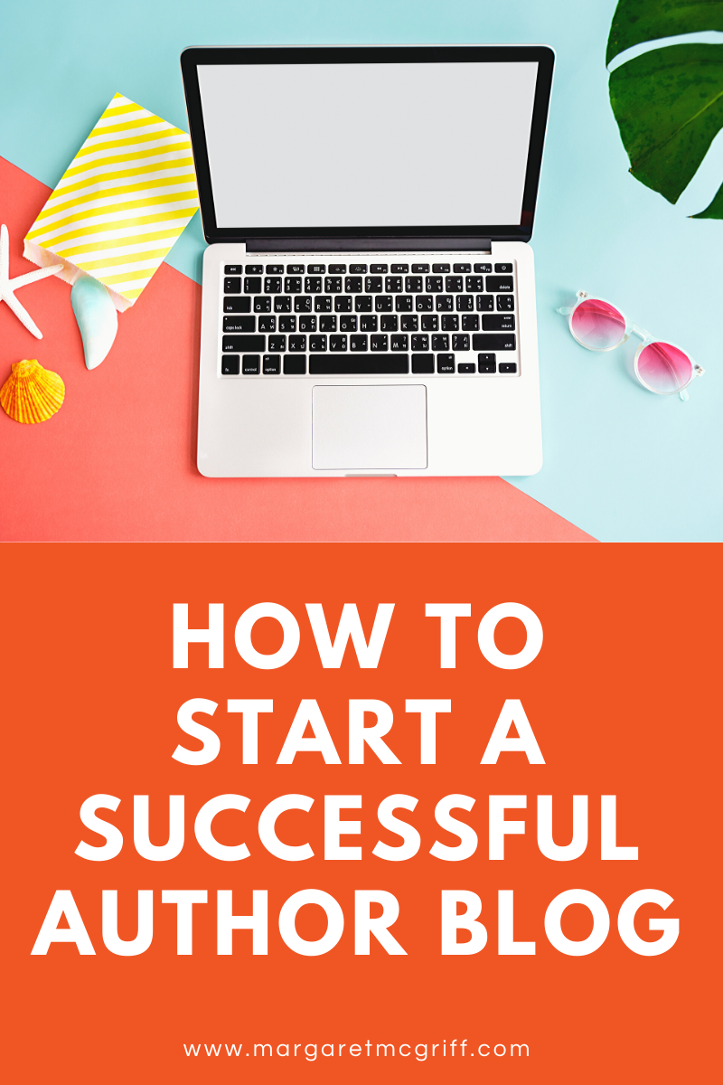 Are you a fiction author who wants to blog but have no idea where we start? Read on and follow these 4 simple steps that will help you launch a blog that will not only help your readers find you but create a tribe of fans.