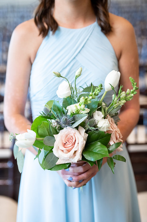 Hand Tied Bouquet - Dual Purpose