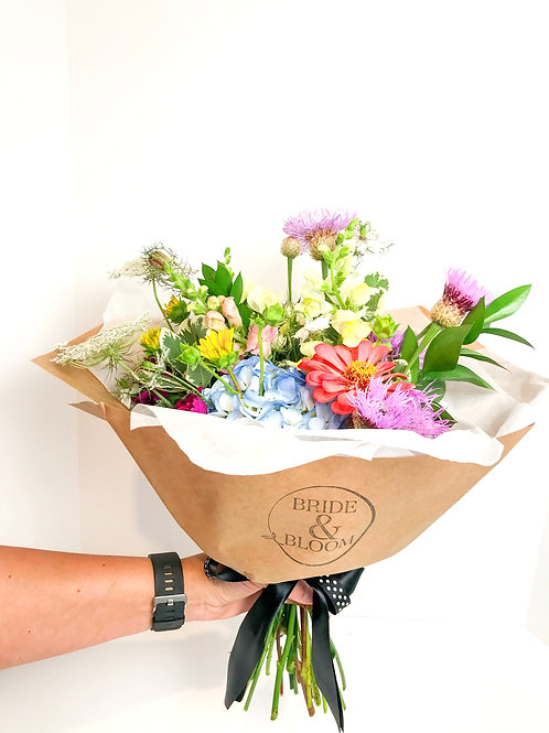 Flower Subscription: 1st Wednesday Delivery