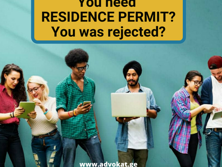 About Residence permit problems..