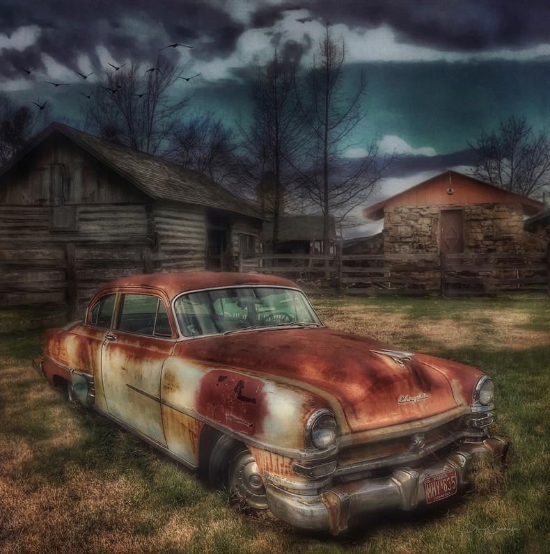 Moonlit Rust