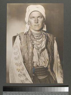 Ruthenian Woman