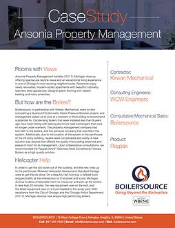 Ansonia Property Management Case Study