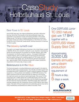 Hofbrauhaus St. Louis Case Study
