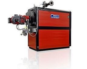 High-Efficiency Condensing Boilers