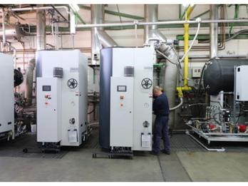 Multiple Boilers for Efficiency,Turndown, and Redundancy