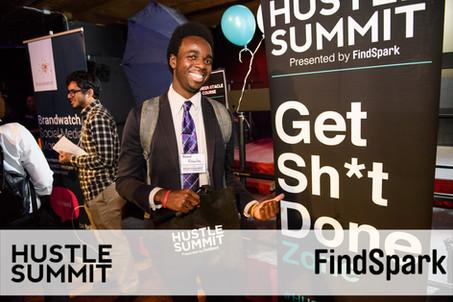Hustle Summit Epic Networking Event Millennials FindSpark 1