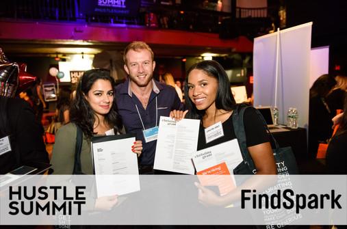 Hustle Summit Epic Networking Event Millennials FindSpark 3