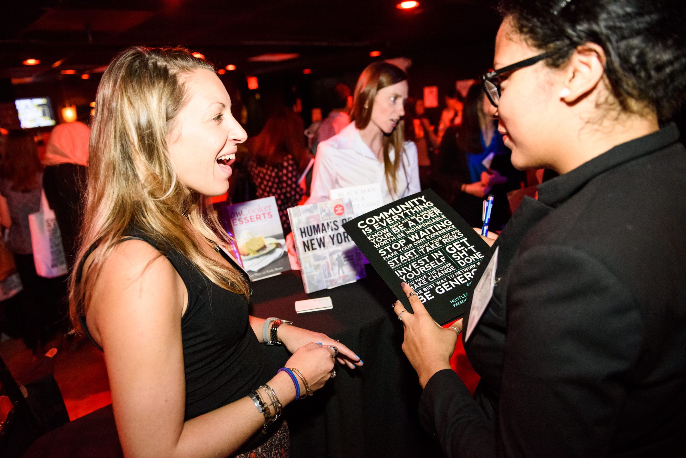 Hustle Summit: An Epic Career Fair & Networking Event | NYC