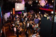 Hustle Summit Epic Networking Event Millennials FindSpark 4