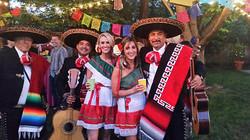 5 de mayo, mariachi trio,