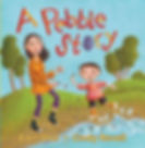 A Pebble Story A Baby Board book illustrated by Cindy Revell