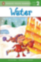 Water educational reader illustrated by Cindy Revell