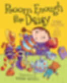 Room Enough For Daisy Children's picture book illustrated by Cindy Revell
