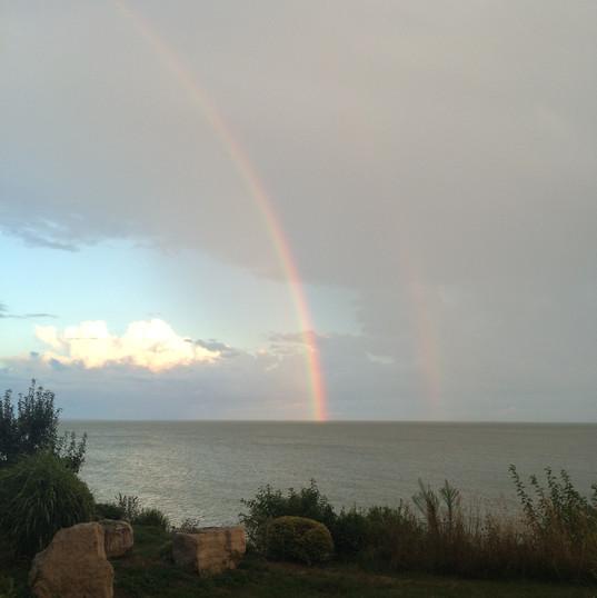 Lake Erie Rainbow