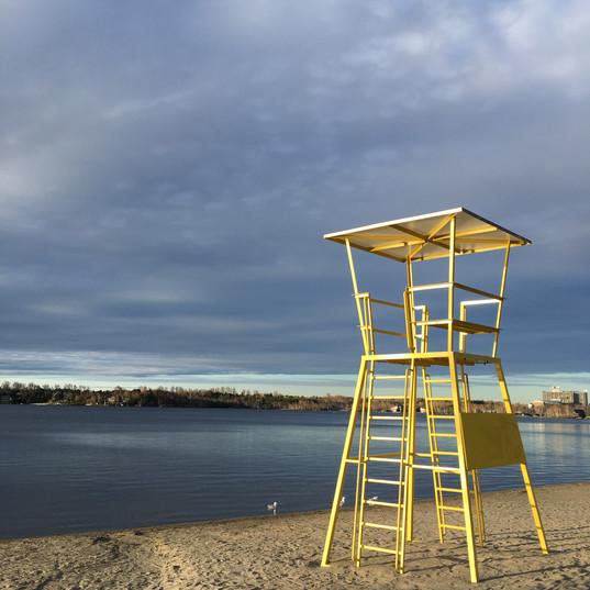 Guard Chair, Bell Park