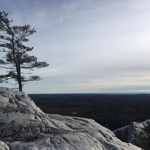 Killarney Provincial Park, Nov 2018