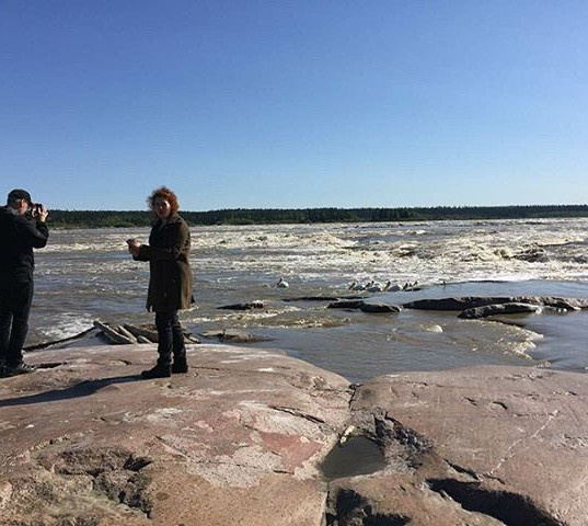 Fort Smith, Yellowknife, NWT, May 2018
