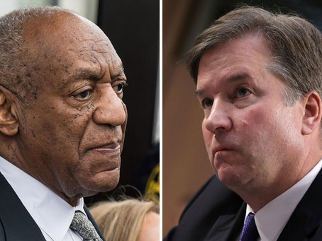 Cosby Sentence, Kavanaugh Accused Again