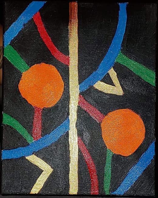 Dancing Sticks