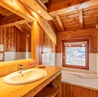 Salle de bains suite parentale