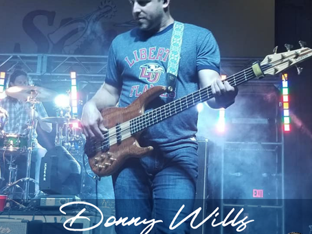 Donny Wills - 2018 Emerald Coach