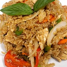 Hot Basil Fried Rice